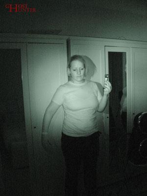 Angelika und N. haben den Platz getauscht. #Ghosthunter #paranormal #EVP #Geist