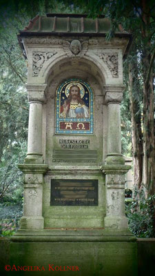 19 #Hauptfriedhof #Frankfurt #Grabstein #Grabmal #Ghosthunters