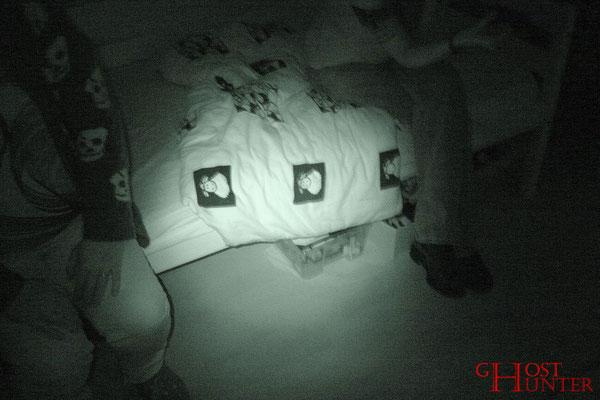 Eindrücke der 2. ESP-Sitzung. #ghosthunters #paranormal #ghost #geist #spuk