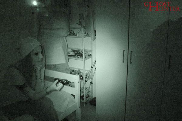 2. ESP-Sitzung im Kinderzimmer. #ghosthunters #paranormal #ghost #geist #spuk
