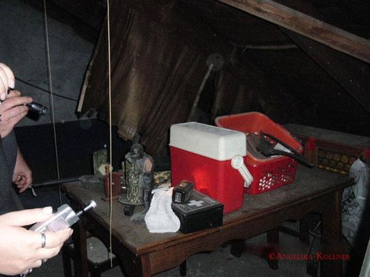 Eindrücke vom Dachboden 3. #paranormal #ghosthunter #ghost #spuk #geist