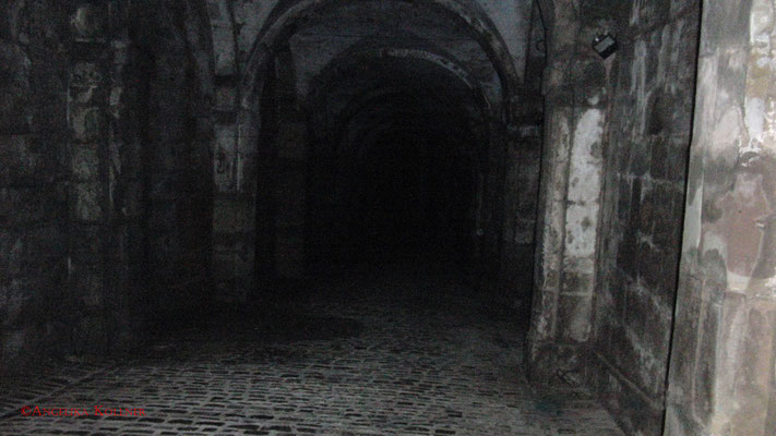 Untersuchung des Tortunnels. #Bitche #paranormal #ghosthunters