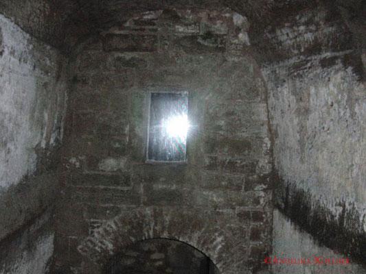 Der 'Spiegel', vor dem wir herumblödelten. Darunter befand sich Gräfin Agnes Raum. #Zitadelle #Bitche #Ghosthunters #paranormal