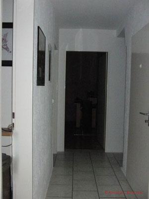 Hier der Flur während der PU mitten in der Nacht. Es tat sich nichts Ungewöhnliches. #paranormal #ghosthunter #ghost #spuk #geist