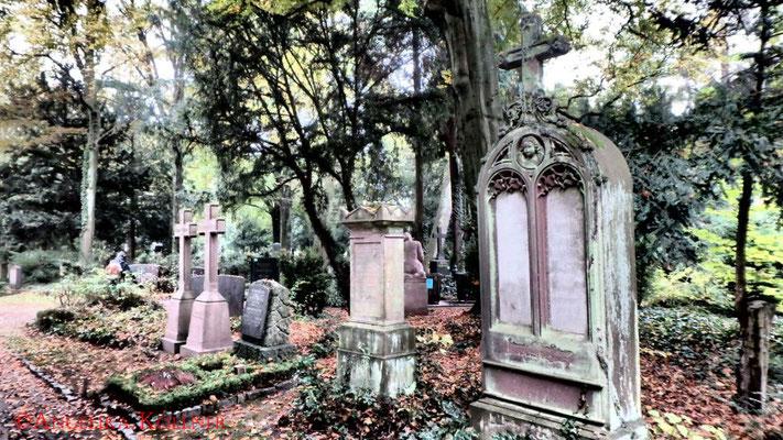 27 #Hauptfriedhof #Frankfurt #Landschaft #Ghosthunters