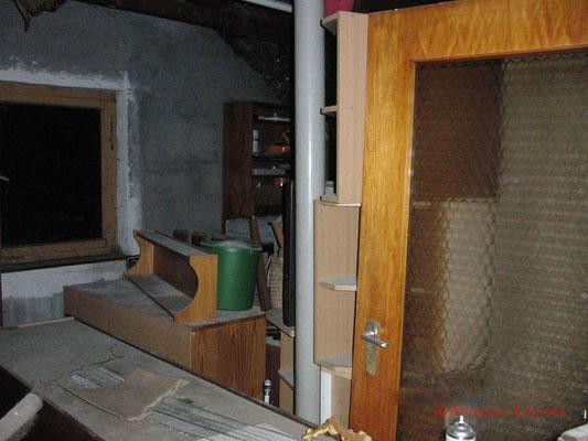 Eindrücke vom Dachboden 5. #paranormal #ghosthunter #ghost #spuk #geist