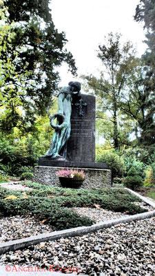 11 #Hauptfriedhof #Frankfurt #Grabstein #Grabmal #Ghosthunters