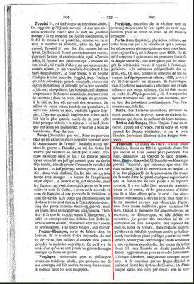 3. Seite des Dictionnaire Infernal mit einer Zozo-Erwähnung. Hier handelt es sich um den Bericht des angeblich besessenen Mädchens. #Zozo #Ouija #Medium #Spiritismus #paranormal