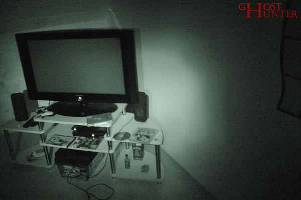 Weiteres Foto der TV-Ecke. #ghosthunters #paranormal #geist #ghost #spuk