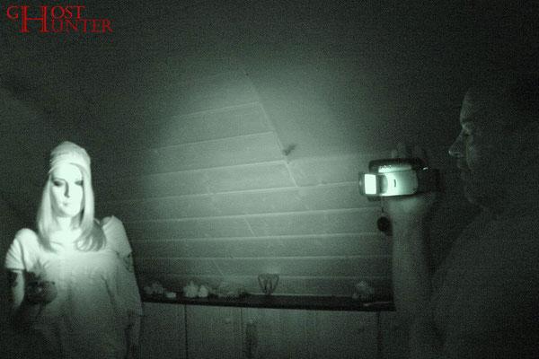 Eindruck der ersten ESP-Sitzung. #ghosthunters #paranormal #geist #ghost #spuk