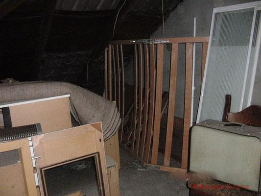 Eindrücke vom Dachboden 4. #paranormal #ghosthunter #ghost #spuk #geist