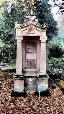 14 #Hauptfriedhof #Frankfurt #Grabstein #Grabmal #Ghosthunters