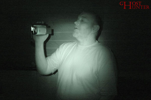 Sunny, unser Kameramann. #ghosthunters #paranormal #geist #ghost #spuk