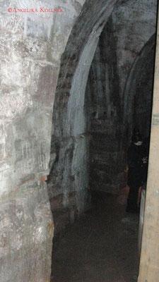 Der Eingang zum Brunnenraum aus einem anderen Winkel. #Zitadelle #Bitche #Ghosthunters #paranormal
