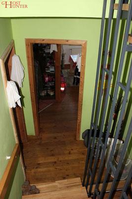 Hier der Durchgang von der Treppe aus gesehen. #ghosthunters #paranormal #ghost #geist #spuk