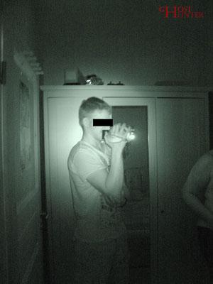 M. übernahme die Video-Dokumentation. #Ghosthunter #paranormal #EVP #Geist