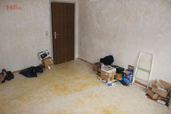 Eindrücke des 'schlimmen Zimmers'
