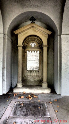 16 #Hauptfriedhof #Frankfurt #Gruftenhalle #Ghosthunters