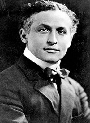 Harry Houdini #Kabinett #Medium #Spiritismus #paranormal