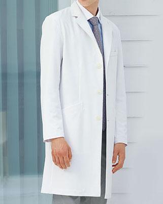 白衣ドクターコート