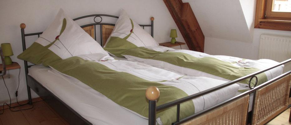 Wohnung Lärche Elternschlafzimmer
