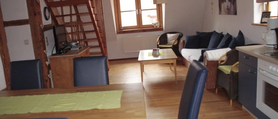 Wohnung Lärche - Wohnen