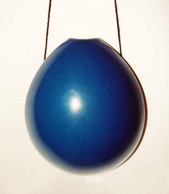 Saug-Variante zum Umhängen in Blau