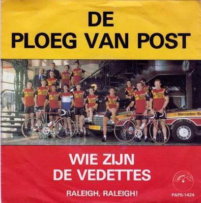 "Single: ""wie of wie zijn de vedetten"", wat kan die Knetemann fietsen zeg..."