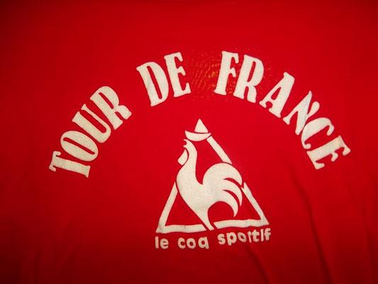le Coq Sportif was de sponsor van de klassementstrien in de Tour de France 1980