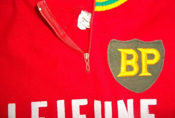 maillot cyslisme porte Tour de France 1977