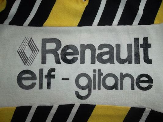 Maillot Cyccliste model Bernard Hinault, team Guymard
