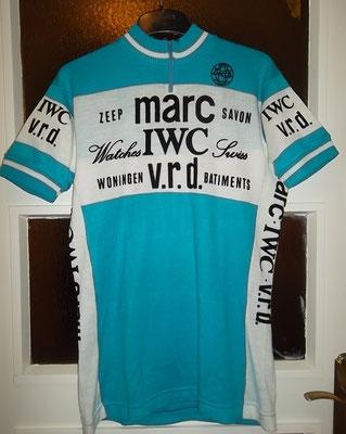 Marc trui uitvoering Tour de France 1980, Lucien van Impe, Jos Schipper