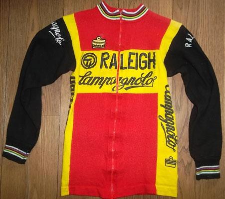 TI Raleigh jasje Jan Raas 1983