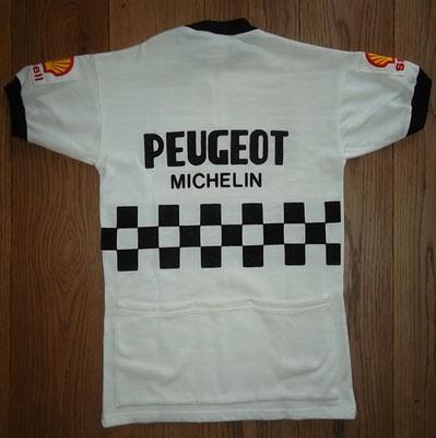 maillot cyclisme ancien