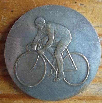 Medaille FICP voor beste team 1978, uitgereikt aan TI Raleigh - McGregor