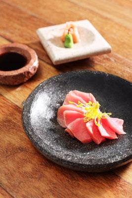 Sashimi de Atún ($9.900)