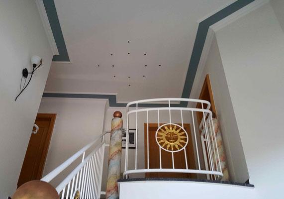 Deckengestaltung Innenbereich