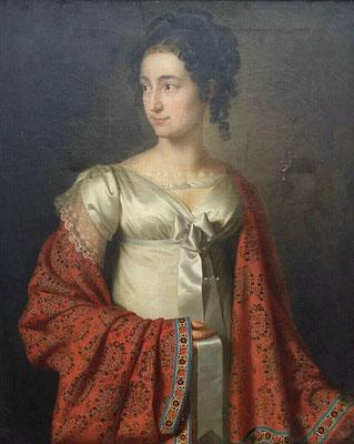 Porträt Biedermaier
