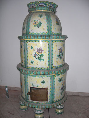 Künstlerofen, Gmundner Keramik