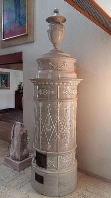 Antiker Ofen, Biedermeier