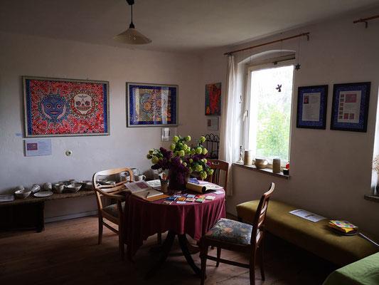 """Paretz Mai 2019, Ausstellung """"Energie-Bilder II"""", Foto: (c) Zigeunerkoch Joe Riha"""