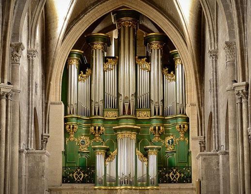 orgue Dom Bedos de Celles - Bordeaux