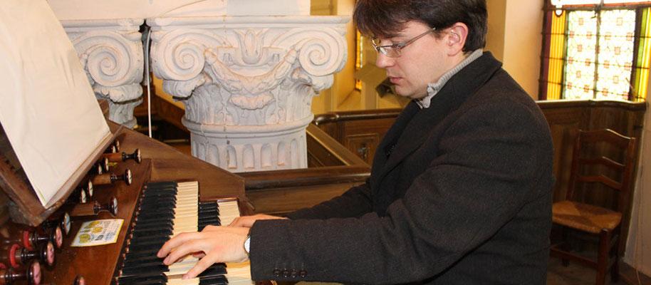Uriel VALADEAU -  Amis de l'orgue de Nontron - Dordogne 24 - orguenontron.jimdo.com
