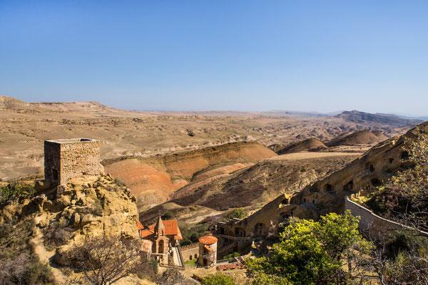 Monastery David Gareji Lavra