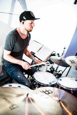 Drum Coaching bei Simon