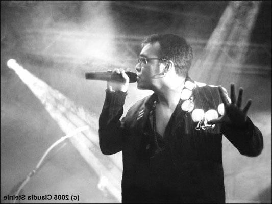 Gesangslehrer - Livegesang