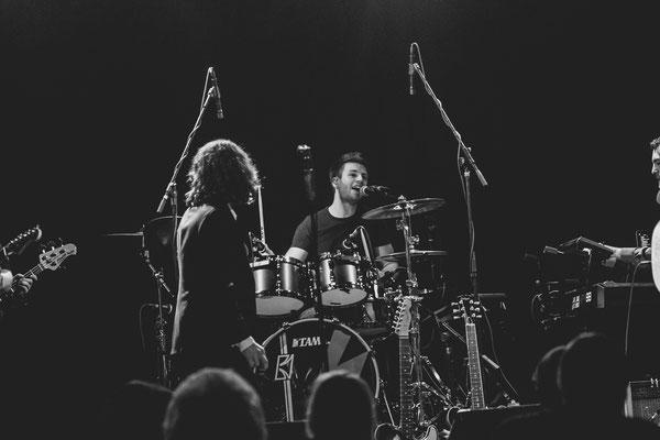 Schlagzeugunterricht bei Jonas Martin