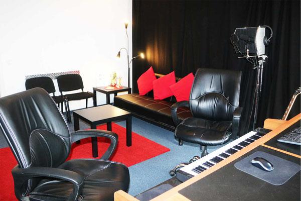 Studio Arbeitsplatz