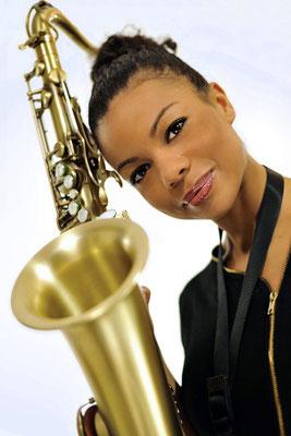 Deine Saxophonleherein in Nürnberg