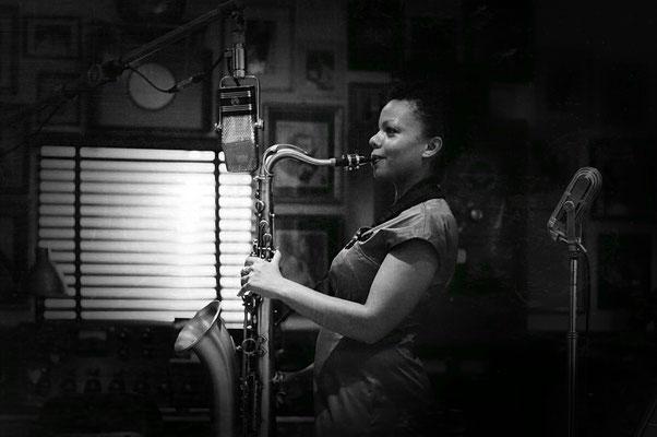 Julia - Coach für Saxophon